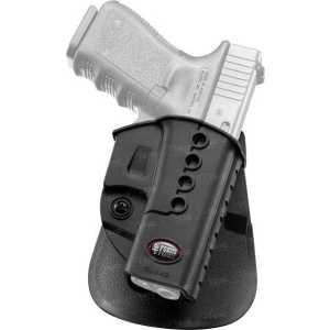Кобура Fobus для Glock 17,19 с поясным фиксатором