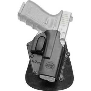 Кобура Fobus для Glock 17,19 с регулируемым по ширине креплением на ремень