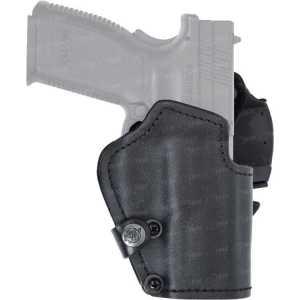 Кобура Front Line K4099P для Glock 43. Материал - Kydex. Цвет - черный