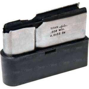 Магазин для карабина Roessler TITAN alpha кал. .308Win./8x57IS/6,5x55Se. Емкость - 5 патронов