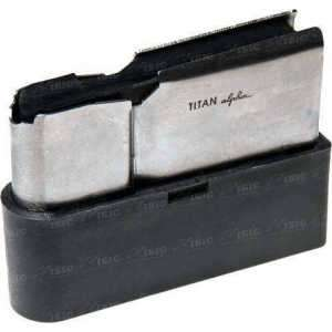 Магазин для карабина Roessler TITAN alpha кал. .25-06Rem./7x64/.270Win./.30-06Spring. Емкость - 5 патронов