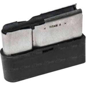 Магазин для карабина Roessler TITAN 6  кал. .243Win./.308Win./6,5x55Se/8x57IS. Емкость - 5 патронов
