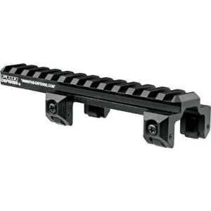 Планка FAB Defense MP5-SM для MP5. Материал - алюминий. Цвет - черный