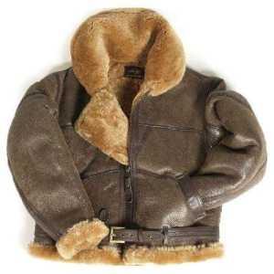 Куртка лётная кожаная английская RAF IRVING