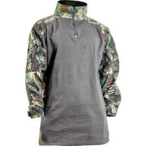 Рубашкa Skif Tac AOR shirt w/o elbow. Размер - S. Цвет - Kryptek Green