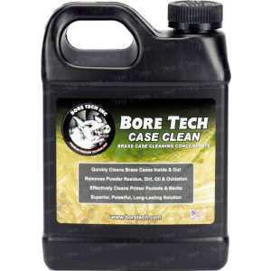 Средство для чистки гильз Bore Tech CASE/CARTRIDGE CLEANER. Объем - 946 мл