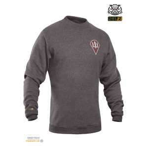 "Свитшот зимний ""WS- Airborne"" (Winter Sweatshirt Ukrainian Airborne Troops) ДШВ ВСУ"