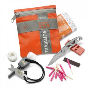 Набор для выживания Gerber Bear Grylls Survival Basic Kit 31-000700