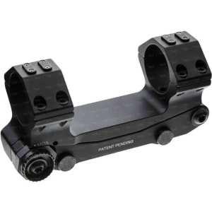 Крепление-моноблок Recknagel ERA-TAC. Спуск - 0-70 MOA. Диаметр колец - 30 мм. Высота основания - 20 мм. На планку Weaver/Picatinny
