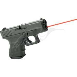 Целеуказатель лазерн. LaserMax для Glock 26,27 GEN4 красный лазер