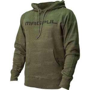 Пуловер Magpul Sweatshirt. Размер - L. Цвет - Olive.