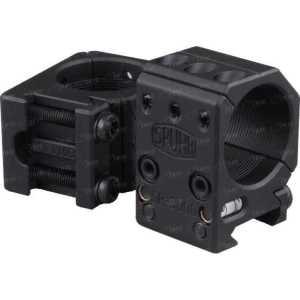 Кольца Spuhr SR-3000. Диаметр колец - 30 мм. Высота - 25.4 мм. На планку Picatinny