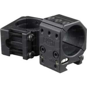 Кольца Spuhr SR-4000. Диаметр колец - 34 мм. Высота - 25.4 мм. На планку Picatinny