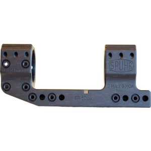 Крепление-моноблок Spuhr SP-6016 выносное. Диаметр колец - 36 мм. Высота - 38 мм. На планку Picatinny