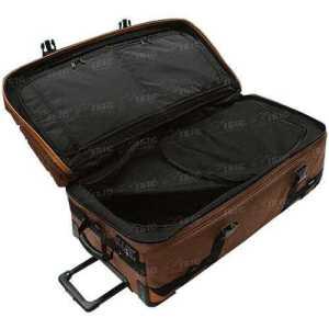 Транспортная сумка Blaser модель Trolley. Размеры: 86х38х40 см. Объем: 95,5 литров. Материал – кордура. Цвет - коричневый.