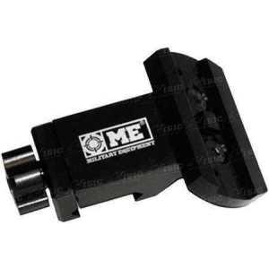 Крепление ME для коллиматорного прицела Aimpoint Micro H1. Под планку Weaver/Picatinny. Угол наклона - 45°