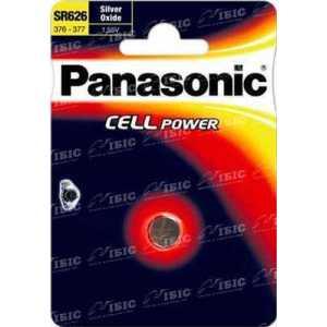 Батарея Panasonic SR 626 BLI