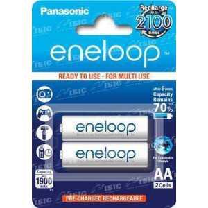 Аккумулятор Panasonic Eneloop AA 1900 mAh 2BP NI-МH