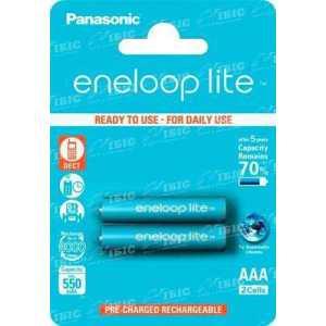 Аккумулятор Panasonic Eneloop Lite AAA 550 mAH NI-МН 2BP