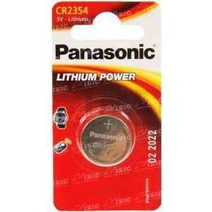 Батарея Panasonic CR2354 BLI 1 LITHIUM