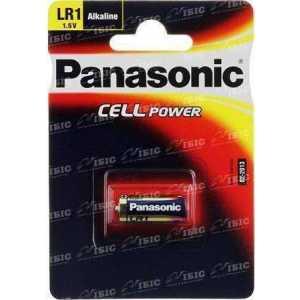Батарея Panasonic LR1 BLI 1 ALCALINE