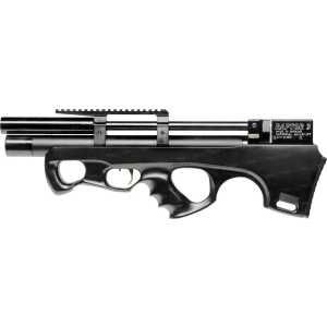 Винтовка пневматическая Raptor 3 Compact PCP кал. 4,5 мм. Цвет - черный, 39930010