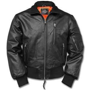 Куртка лётная кожаная Бундесвер