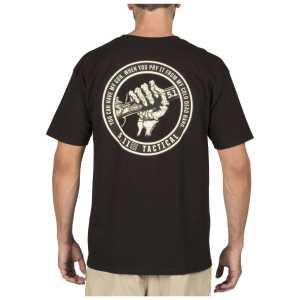 """Футболка тактическая с рисунком """"5.11 Cold Hands T-Shirt"""""""