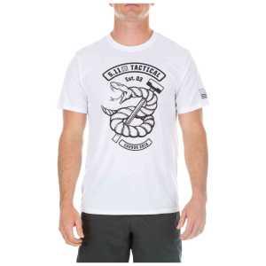 """Футболка-реглан с рисунком """"5.11 Snake Sledge Tee"""""""