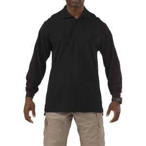 """Футболка Поло тактическая с длинным рукавом """"5.11 Tactical Professional Polo - Long Sleeve"""""""
