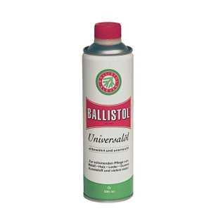 Масло ружейное Ballistol 500мл