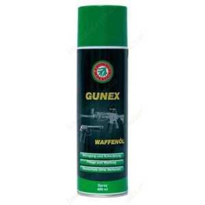 Масло оружейное Gunex-2000 400мл