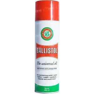 Масло оружейное Ballistol 400 мл.