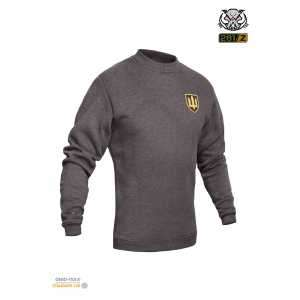 "Свитшот зимний ""WS- Armored Force"" (Winter Sweatshirt Ukrainian Armored Forces) МВ ВСУ"
