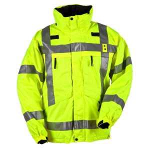 """Куртка тактическая демисезонная """"5.11 3-in-1 Reversible High-Visibility Parka"""""""