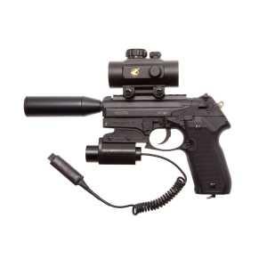6111354 Пистолет пневматический Gamo PT-80 Tactical