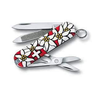 Нож VICTORINOX 0.6203.84 Edelweiss ц: эдельвейс