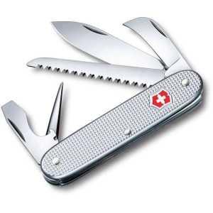 Нож Victorinox 0.8150.26 Alox. Цвет - серый