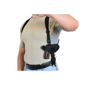 Кобура синтетическая плечевая/поясная со скобой