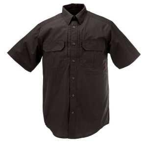"""Рубашка тактическая с коротким рукавом """"5.11 FREEDOM FLEX WOVEN S/S"""""""