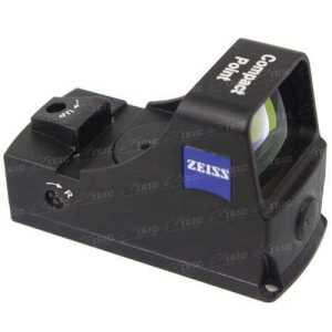 Прицел коллиматорный Zeiss Compact-Point Zeiss Platte