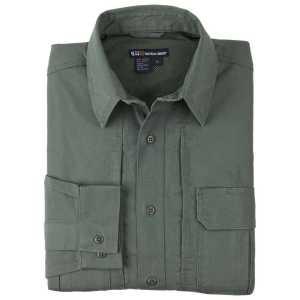 """Рубашка тактическая """"5.11 Tactical Shirt - Long Sleeve, Cotton"""""""