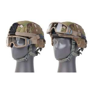 """Система ремней для крепления маски к защитному шлему """"ESS Profile Pivot Strap System ACH/MICH"""""""