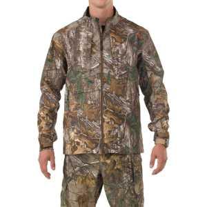"""Куртка тактическая для штормовой погоды """"5.11 REALTREE? SIERRA SOFTSHELL"""""""