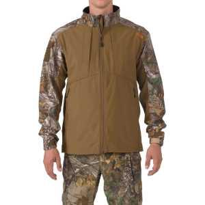 """Куртка тактическая для штормовой погоды """"5.11 REALTREE? COLORBLOCK SIERRA SOFTSHELL"""""""