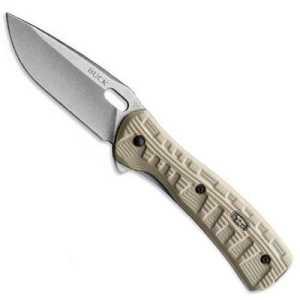 Нож Buck  Vantage® Force, Desert Tan, - Pro (S30V)