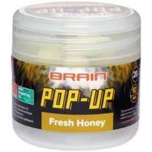 Бойлы Brain Pop-Up F1 Fresh Honey (мёд с мятой) 10 mm 20 gr