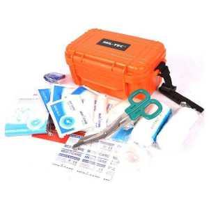 Набор первой помощи в коробке (аптечка)
