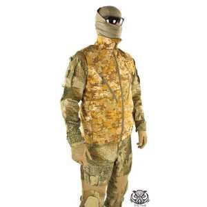Жилет демисезонный горный с подкладкой Winter Mount Track Vest Mk-2