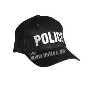 "Бейсболка ""POLICE"""